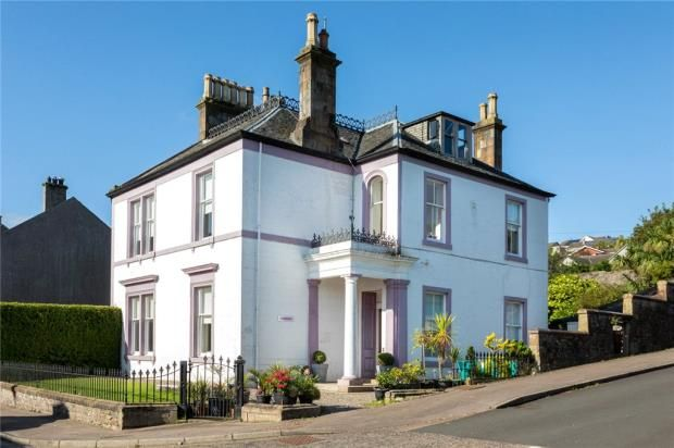Thumbnail Detached house for sale in Braefoot, High Street, Campbeltown, Argyll And Bute