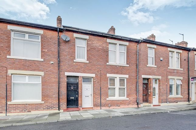 External of Mindrum Terrace, North Shields, Tyne And Wear NE29