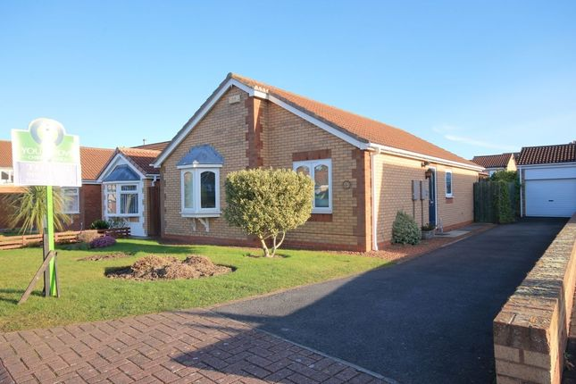 Thumbnail Bungalow to rent in Brandon Close, Chester Le Street