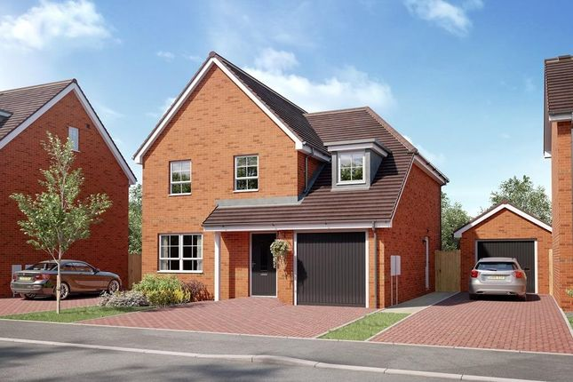 """Thumbnail Detached house for sale in """"Acorn"""" at Sulgrave Street, Barton Seagrave, Kettering"""