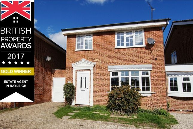 Thumbnail Link-detached house to rent in Western Approaches, Eastwood Borders, Southend-On-Sea, Essex