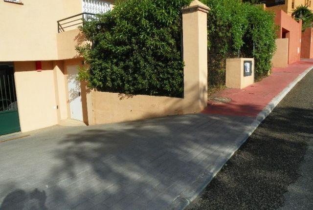 Garage Entrance of Spain, Málaga, Mijas, Riviera Del Sol