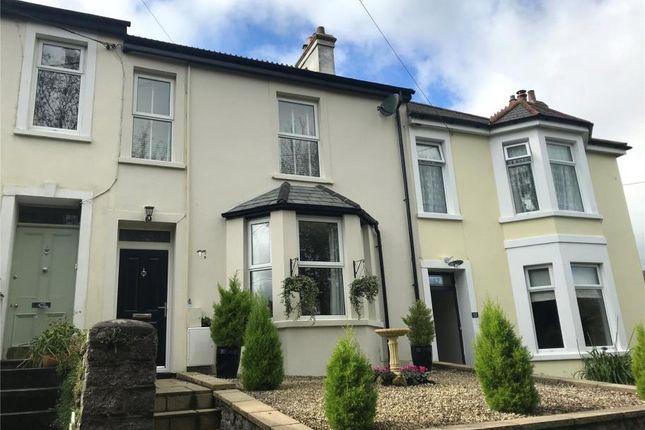 Thumbnail Terraced house for sale in Barras Cross, Liskeard, Cornwall
