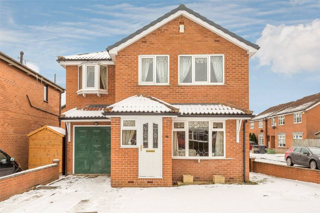 Thumbnail Detached house to rent in Barley Rise, Strensall, York