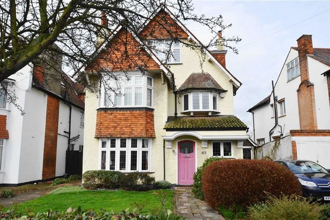 Thumbnail Detached house for sale in Crowstone Road, Westcliff-On-Sea, Essex