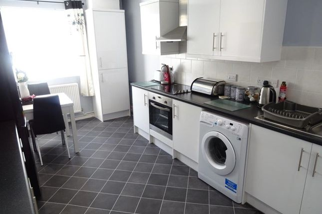 Thumbnail Maisonette for sale in Buckland House, Caedraw Road, Merthyr Tydfil