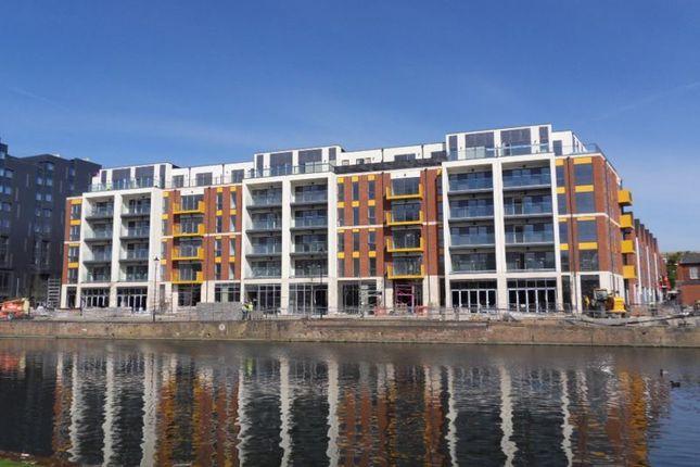 Thumbnail Flat to rent in Merchant Gate, Riverside Square, Bedford