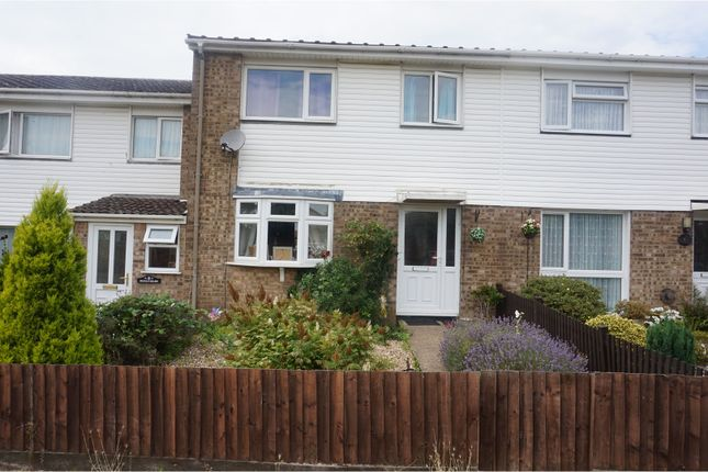 Thumbnail Terraced house for sale in Wingfield, King's Lynn