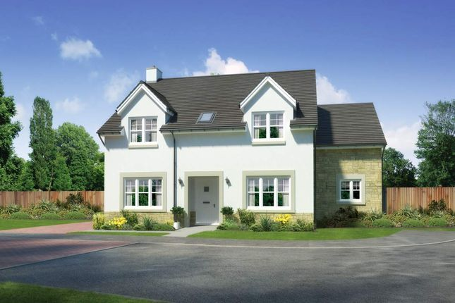 "Thumbnail Detached house for sale in ""Comrie"" at Lempockwells Road, Pencaitland, Tranent"