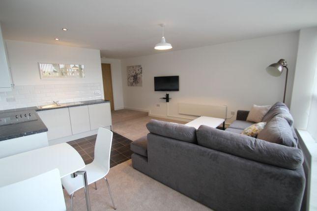 Thumbnail Flat to rent in Skinner Lane, Leeds