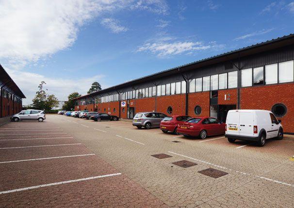 Thumbnail Warehouse to let in Woking Business Park, Albert Drive, Woking