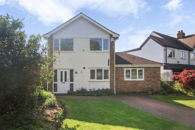 Thumbnail Detached house for sale in Birmingham Road, Great Barr, Birmingham, West Midlands