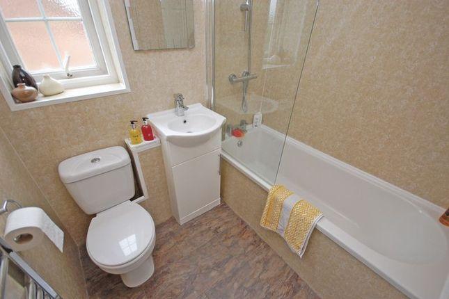 Bathroom/wc of Regents Court, West Moor, Newcastle Upon Tyne NE12