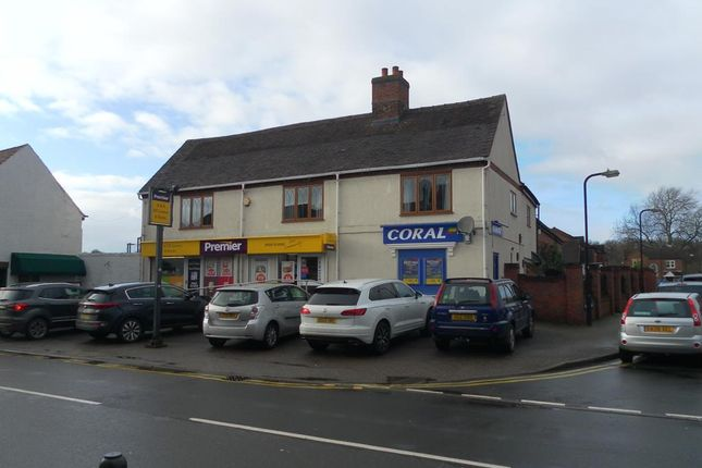 Thumbnail Retail premises for sale in 39 Bridge Street, Polesworth, Warwickshire