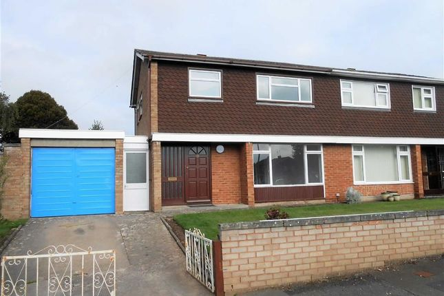 Thumbnail Detached house to rent in Blenheim Close, Hereford