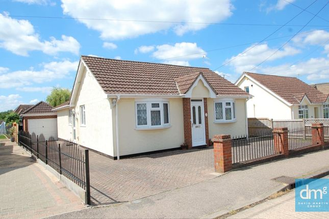 Thumbnail Detached bungalow for sale in Elwin Road, Tiptree, Colchester