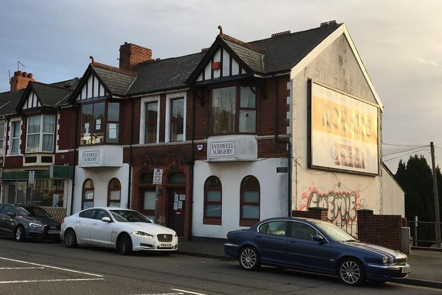 Thumbnail Commercial property for sale in 252 - 254 Chepstow Road, Newport, South Wales