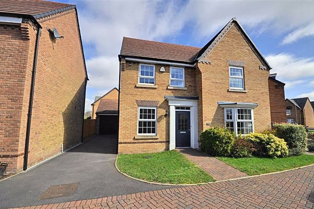 Thumbnail Detached house for sale in Chalmers Close, Worcester