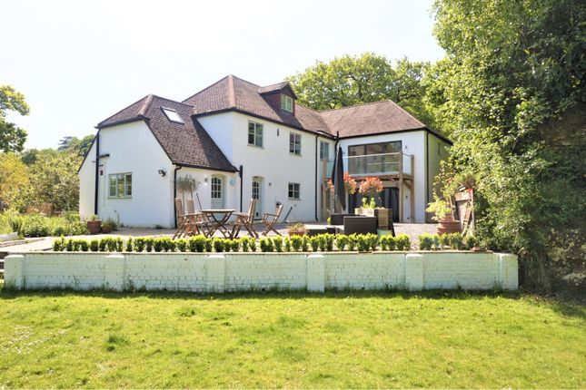 Thumbnail Detached house to rent in Linchmere Road, Haslemere