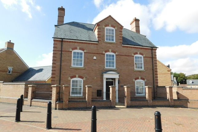 Thumbnail Detached house for sale in Bronte Avenue, Fairfield, Hitchin