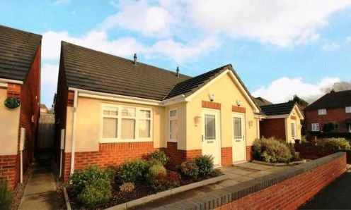 Thumbnail Bungalow for sale in Park Road, Lower Gornal, Dudley, West Midlands