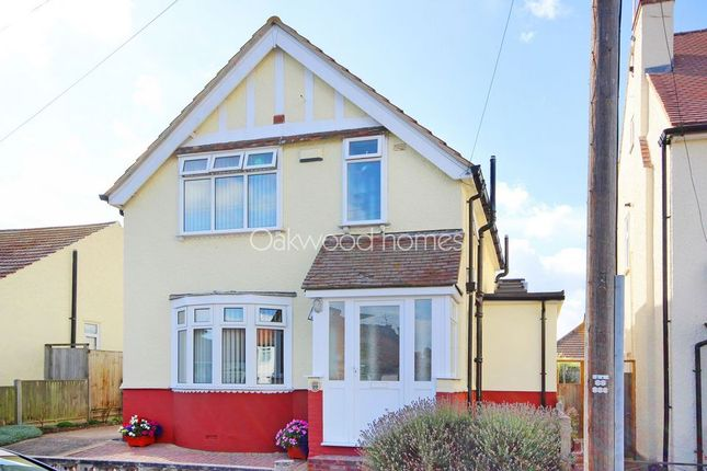 Thumbnail Detached house for sale in Fernlea Avenue, Herne Bay