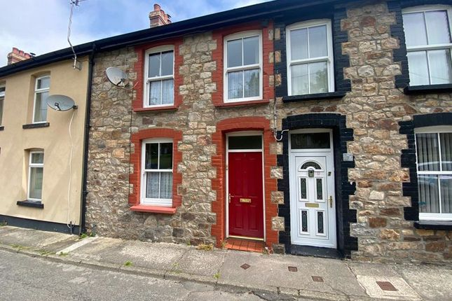 3 bed terraced house for sale in Martin Terrace, Forge Side, Blaenavon, Pontypool NP4