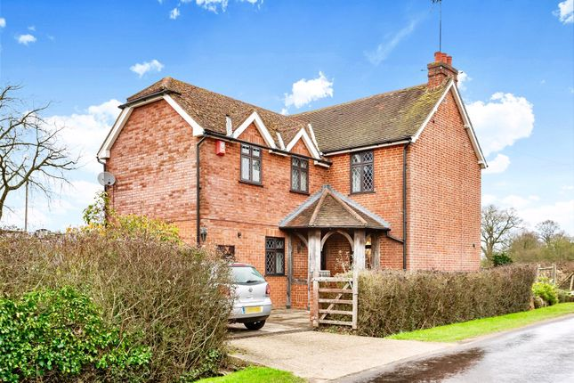 Thumbnail Detached house for sale in Two Mile Ash Road, Horsham, West Sussex
