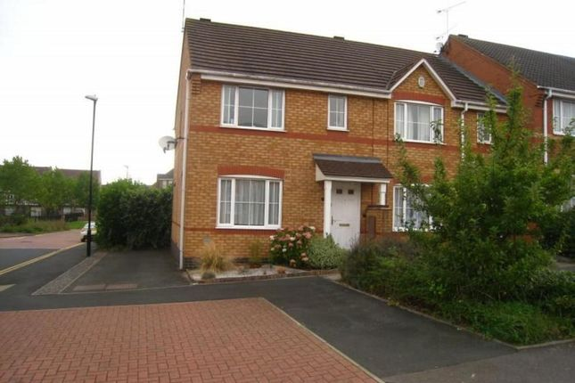 Thumbnail Terraced house to rent in Furlong Road, Coventry