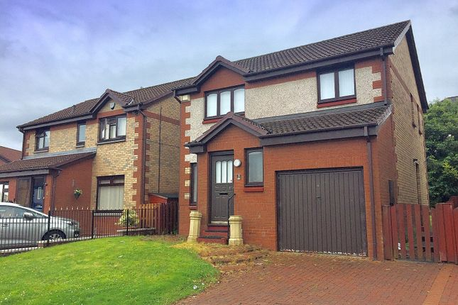Thumbnail Detached house for sale in Morar Drive, Clydebank, West Dunbartonshire