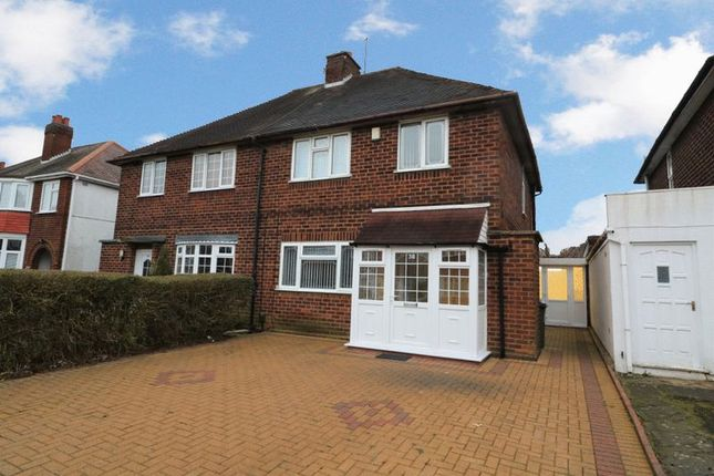 Thumbnail Semi-detached house to rent in Parkfield Road, Oldbury