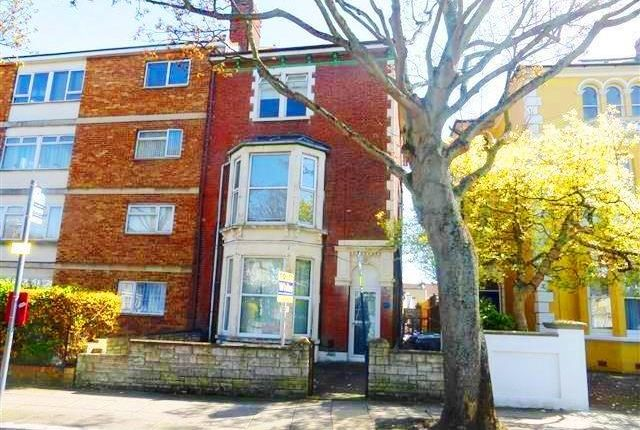 Thumbnail Flat to rent in Campbell Road, Southsea