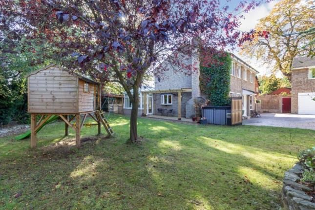 Thumbnail Detached house for sale in Ashleigh Close, Old Whittington, Chesterfield, Derbyshire