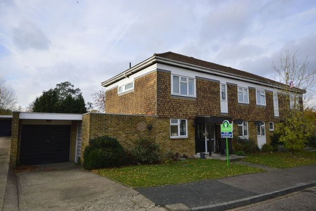 Thumbnail Semi-detached house to rent in Chattenden Lane, Chattenden, Rochester