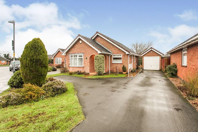 2 bed bungalow for sale in Silver Birch Avenue, Bedworth, Warwickshire CV12