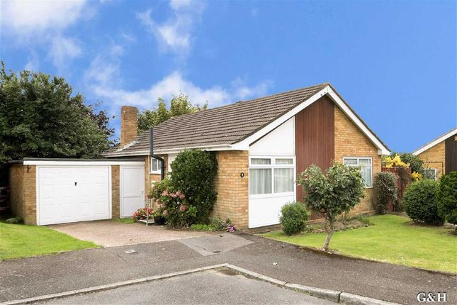 Thumbnail Detached bungalow for sale in Charlton Close, Willesborough, Kent