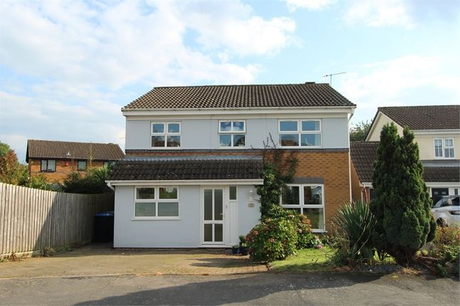 Thumbnail Detached house for sale in Cunningham Drive, Lutterworth