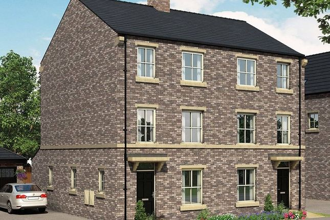 Thumbnail Semi-detached house for sale in Chevin Plot 94 Phase 3, Weavers Beck, Green Lane, Yeadon