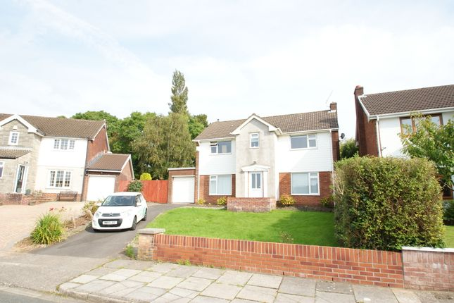 Thumbnail Detached house to rent in Lomond Crescent, Cyncoed, Cardiff