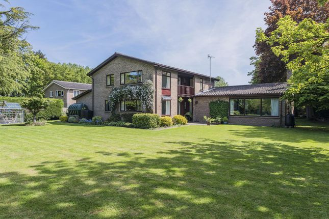 Thumbnail Detached house for sale in Berry Lane, Godmanchester, Huntingdon, Cambridgeshire