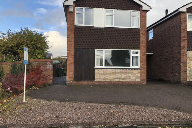 Thumbnail Detached house to rent in Daffodil Place, Walsall, West Midlands