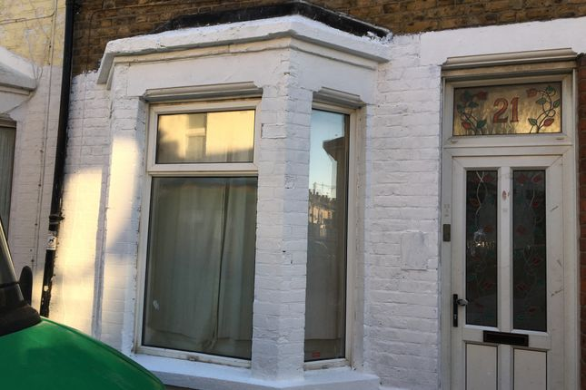 Thumbnail Terraced house for sale in Jefferson Road, Sheerness
