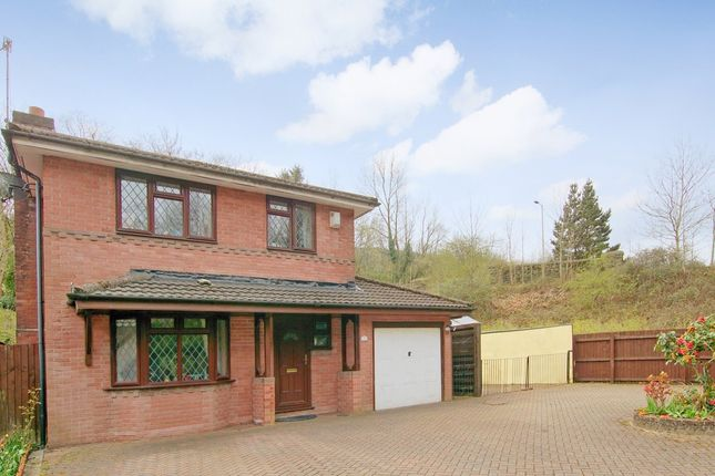 Thumbnail Detached house for sale in 3, Tan Y Fron, Cwmparc, Treorchy, Mid Glam