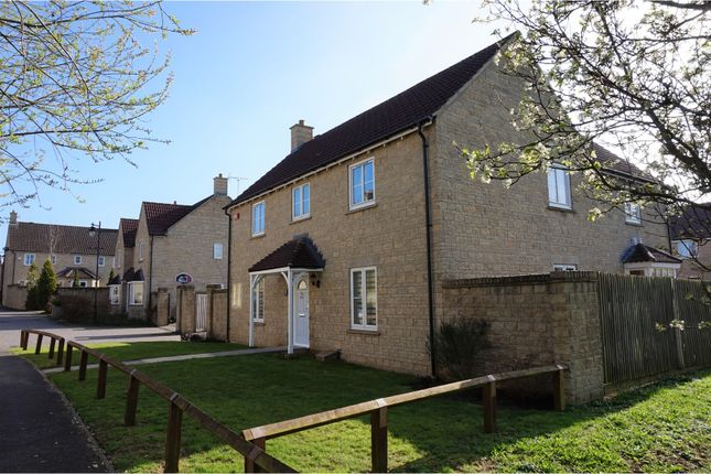 Thumbnail Detached house for sale in Tench Road, Calne