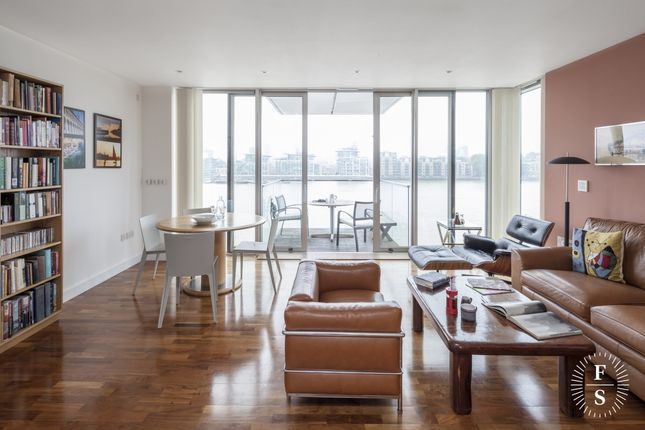 Thumbnail Flat to rent in Luna House, Bermondsey Wall West, London