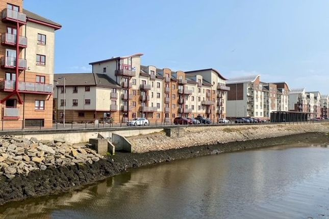 Thumbnail Flat for sale in Donnini Court, South Beach Road, Ayr