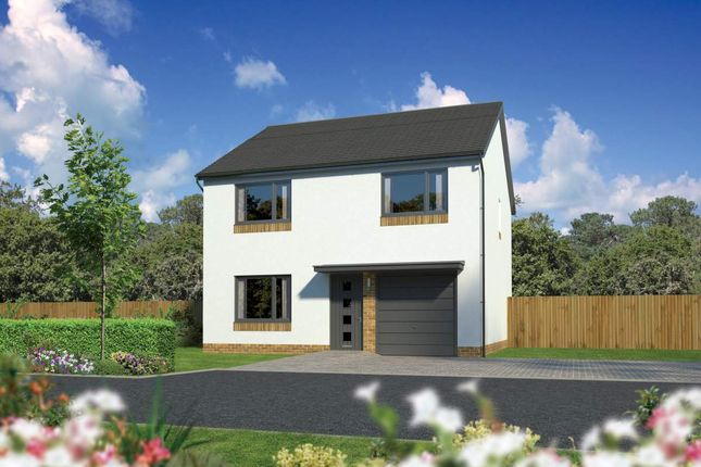 "Thumbnail Detached house for sale in ""Denewood"" at Countesswells Park Place, Countesswells, Aberdeen"