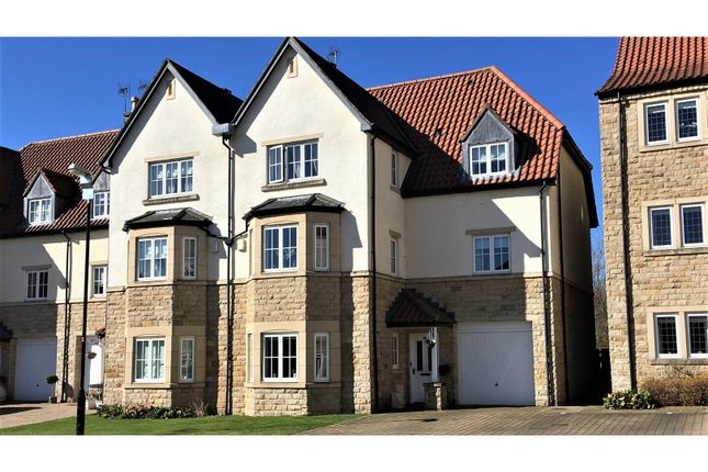 Thumbnail Semi-detached house for sale in Micklethwaite Grove, Wetherby