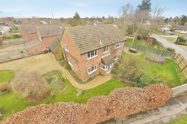 Thumbnail Detached house for sale in Westfield, Harwell, Didcot
