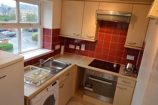 Kitchen of Baxter Close, Slough, Berkshire. SL1